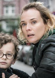 """Movie poster for """"IN THE FADE"""""""