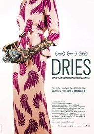 "Movie poster for ""DRIES"""