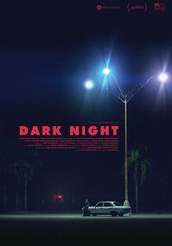 "Movie poster for ""DARK NIGHT"""