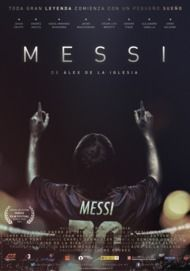 """Movie poster for """"Messi"""""""