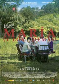 """Movie poster for """"María (Y los demas)"""""""