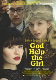 "Movie poster for ""God Help the Girl"""