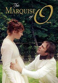 """Movie poster for """"THE MARQUISE OF O ..."""""""