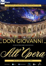 """Movie poster for """"DON GIOVANNI"""""""