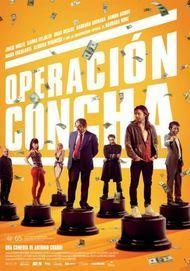 """Movie poster for """"Operación Concha"""""""