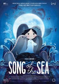 "Movie poster for ""SONG OF THE SEA"""