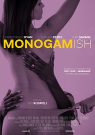 "Movie poster for ""MONOGAMISH"""