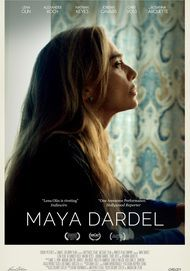 "Movie poster for ""MAYA DARDEL"""