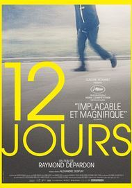 "Movie poster for ""12 JOURS"""