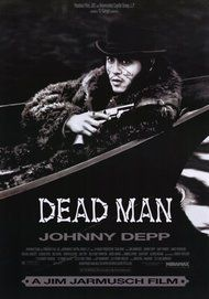 """Movie poster for """"DEAD MAN"""""""
