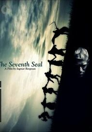 """Movie poster for """"THE SEVENTH SEAL"""""""