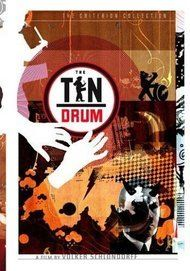 """Movie poster for """"THE TIN DRUM"""""""