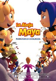 "Póster para ""La Abeja Maya 2"""