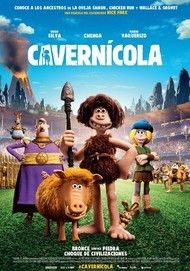 """Movie poster for """"EARLY MAN"""""""