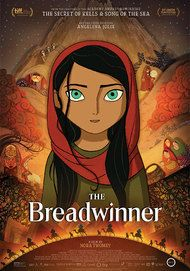 "Movie poster for ""THE BREADWINNER"""