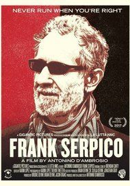 "Movie poster for ""FRANK SERPICO"""