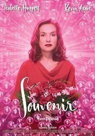 "Movie poster for ""SOUVENIR"""