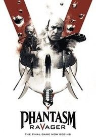"Movie poster for ""PHANTASM RAVAGER"""