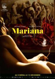 "Movie poster for ""MARIANA (LOS PERROS)"""