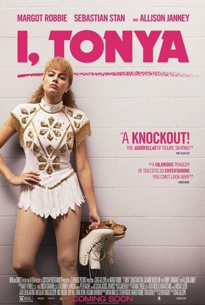 "Movie poster for ""I, TONYA"""
