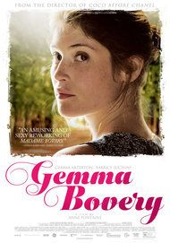 """Movie poster for """"GEMMA BOVERY"""""""