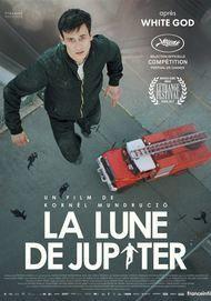"""Movie poster for """"JUPITER HOLDJA"""""""
