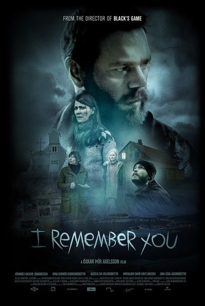 """Movie poster for """"I REMEMBER YOU"""""""