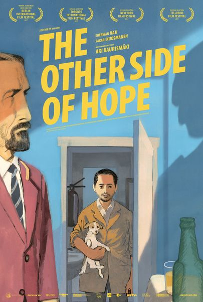 "Movie poster for ""THE OTHER SIDE OF HOPE"""