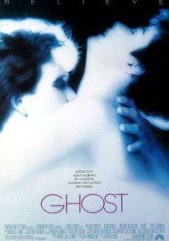 """Movie poster for """"Ghost"""""""