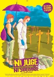 """Movie poster for """"NI JUGE, NI SOUMISE"""""""