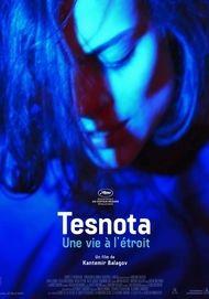 "Movie poster for ""TESNOTA"""