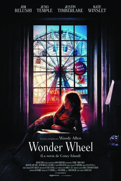 EclairPlay Spain Movie WONDER WHEEL
