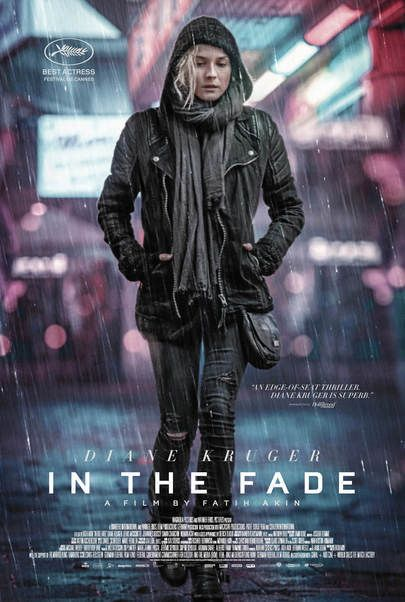 "Movie poster for ""IN THE FADE"""