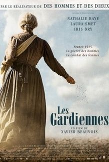 "Movie poster for ""LES GARDIENNES"""
