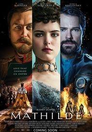 """Movie poster for """"MATHILDE"""""""