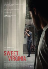 """Movie poster for """"SWEET VIRGINIA"""""""