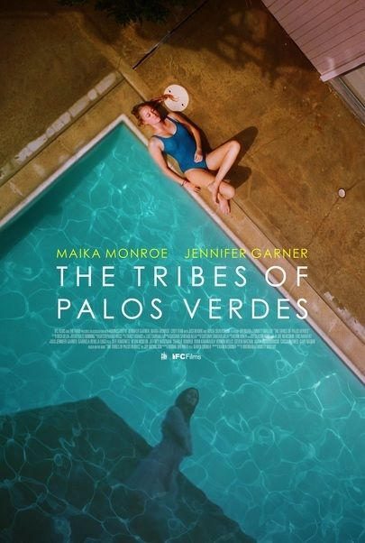 "Movie poster for ""THE TRIBES OF PALOS VERDES"""