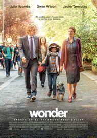 "Movie poster for ""Wonder"""