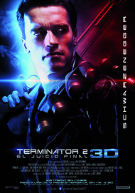 """Movie poster for """"Terminator 2: Judgment Day"""""""