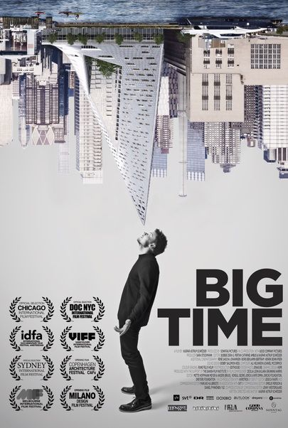 "Movie poster for ""BIG TIME"""