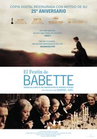 "Movie poster for ""Babette's Feast"""