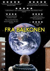 """Movie poster for """"FRA BALKONEN"""""""