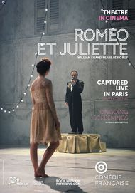 "Movie poster for ""ROMEO ET JULIETTE - Comedie Francaise"""