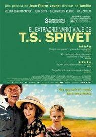 """Póster para """"El Extraordinario Viaje de T.S. Spivet"""""""