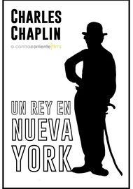 """Póster para """"Un Rey en Nueva York"""""""