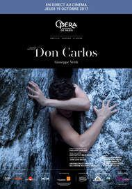 "Movie poster for ""DON CARLOS"""