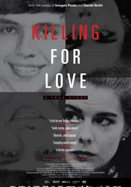 "Movie poster for ""KILLING FOR LOVE"""