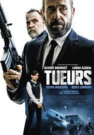 "Movie poster for ""TUEURS"""