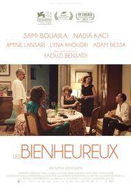 """Movie poster for """"LES BIENHEUREUX"""""""