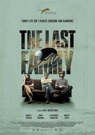 "Movie poster for ""THE LAST FAMILY"""